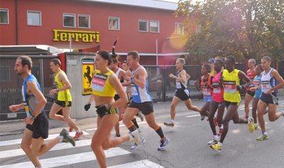 """A Carpi Domenica parte la """"Maratona d'Italia MemorialEnzo Ferrari"""""""