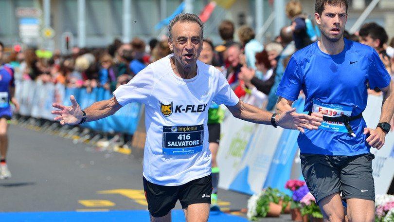 A 65 anni ha corso 167 Maratone in 4 anni