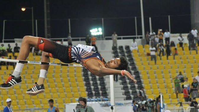 Il saltatore in alto indiano Tejaswin Shankar stabilisce la miglior prestazione mondiale under 18