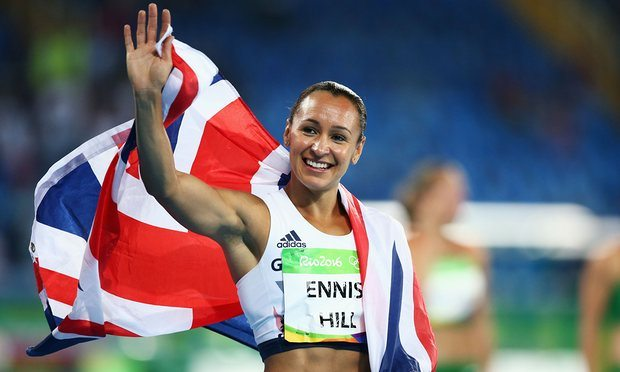 """Jessica Ennis si ritira, l'eptathleta britannica campionessa olimpica 2012 lascia l'atletica da """"vincente"""""""
