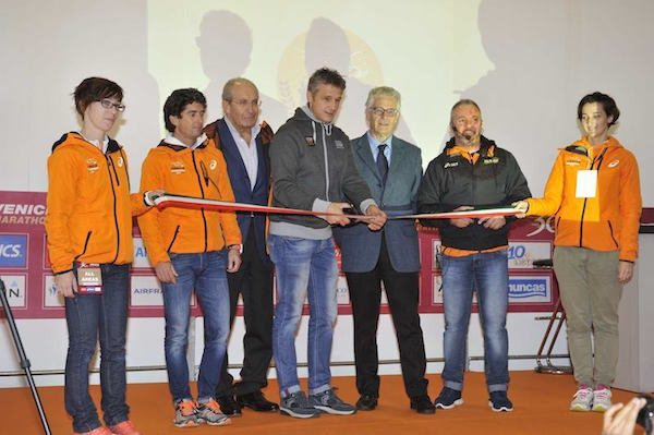 Domani al via il 26^ Exposport Venicemarathon Village al Parco San Giuliano di Mestre