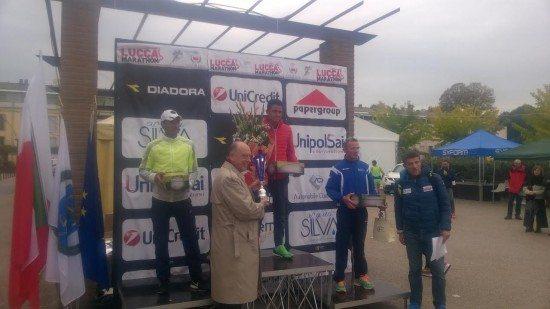 Risultati Lucca Marathon: vincono Tarik Marhnaoui e Karin Freitag
