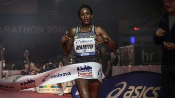 MARK KORIR e MAMITU DASKA vincono la 35^ Maratona di Francoforte