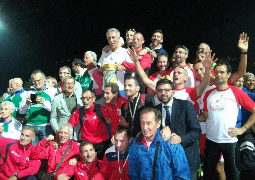 Risultatati Trofeo Regioni Master: Vincono  Puglia e Toscana