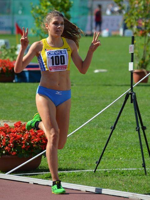 Societari allievi finale A: I risultati della prima giornata, a Bergamo brilla Marta Zenoni