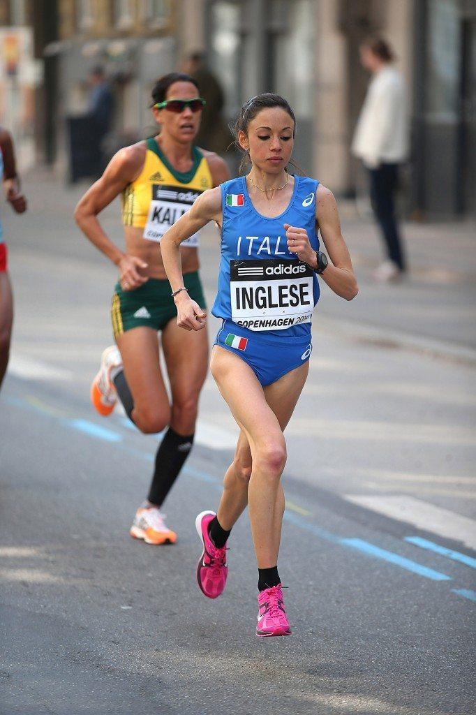 Veronica Inglese Domenica correrà alle 10 miglia di Portsmouth