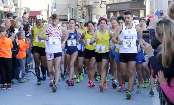 Leonardo Dei Tos vince il Memorial  di marcia Rodolfo Crasso di Trieste