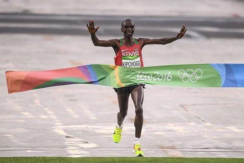 Il Campione olimpico di maratona Eliud Kipchoge correrà la Mezza Maratona di Delhi in india in programma il 20 novembre.