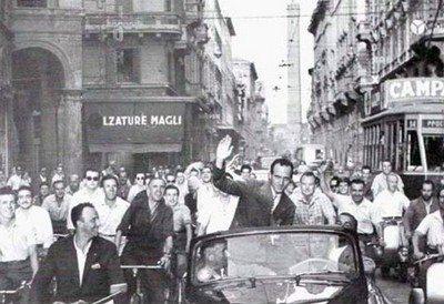 La città di Bologna dedica una strada a Pino Dordoni