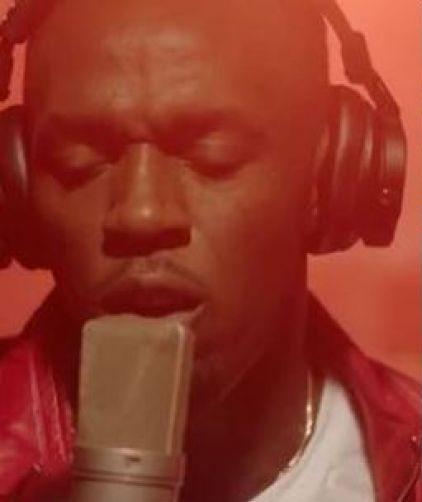 """Usain Bolt diventa cantante e i fan lo prendono in giro: """"sembri Alvin"""""""