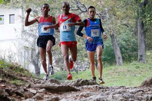 Alice Gaggi e Alex Baldaccini protagonisti alla Coppa del Mondo di corsa in montagna in Slovenia