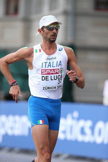 Marcia: Marco De Luca cambia di allenatore, lo seguirà Giovanni De Benedictis
