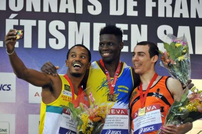 Ex campione francese dei 400 metri  arrestato per una serie di furti