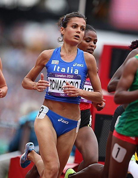 Elena Romagnolo seconda all' ASICS RUN di Cuneo