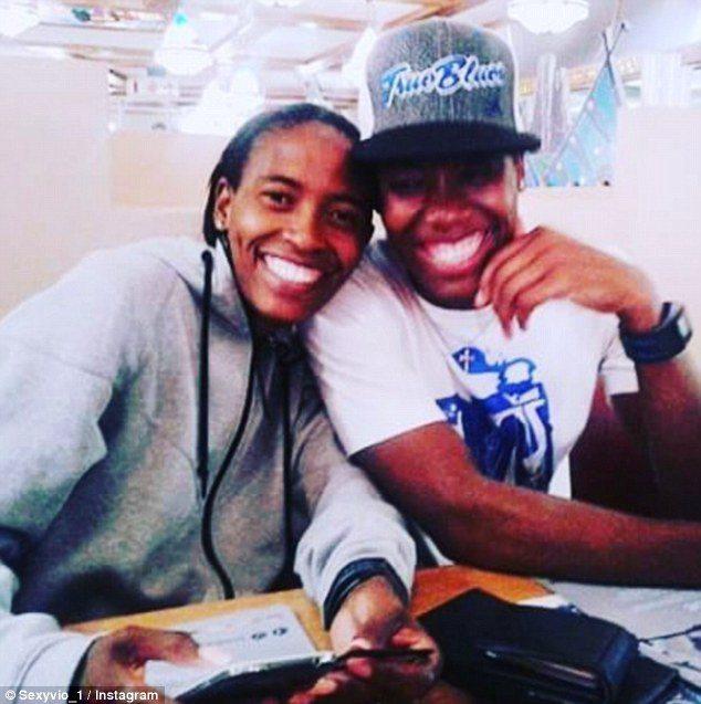 Caster Semenya ha sposato la sua fidanzata