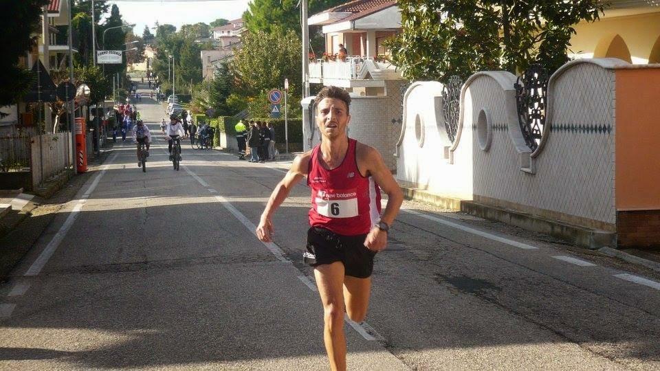 Nuovo primato personale per Dario SANTORO alla 33^ Firenze Marathon