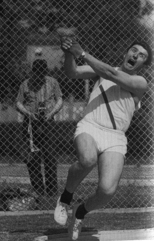 E' scomparso Silvano Giovanetti, primo martellista italiano a superare i 60 metri