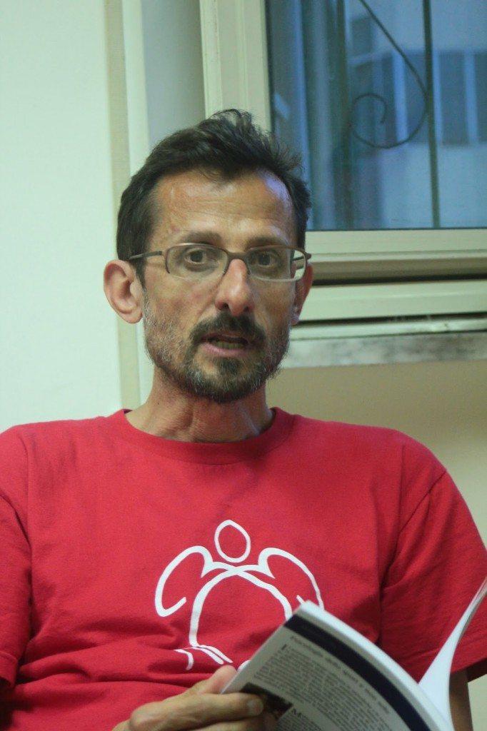 ALos Alcazares, in Spagna, ilCampionato Mondiale IAU della 100 km Matteo SIMONE