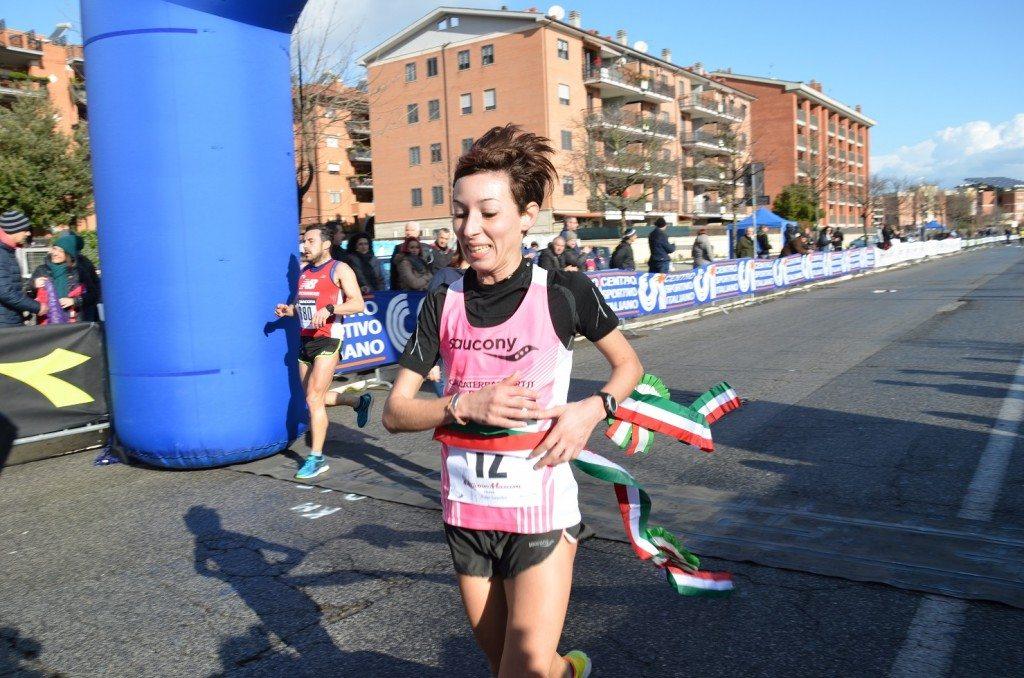 Risultati Corsa dei Santi 2016: Vince Mohammed El Mounim, secondo posto al femminile per  Eleonora Bazzoni