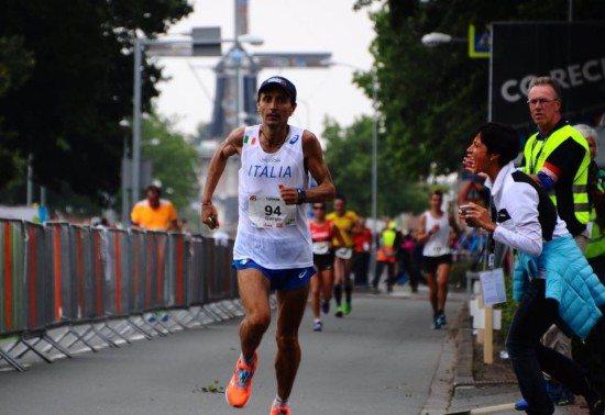 Ultramaratona Campionato del mondo di 100km: Calcaterra guida le speranze azzurre