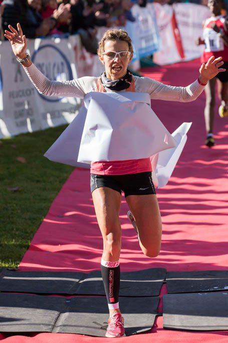 Catherine Bertone e Youssef Sbaai conquistano la Mezzaosta 2016