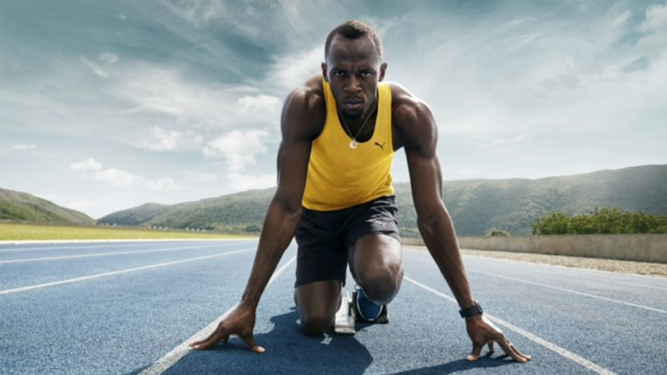 Usain Bolt pronto per vincere il premio di 'Atleta dell'anno 2016' per la sesta volta