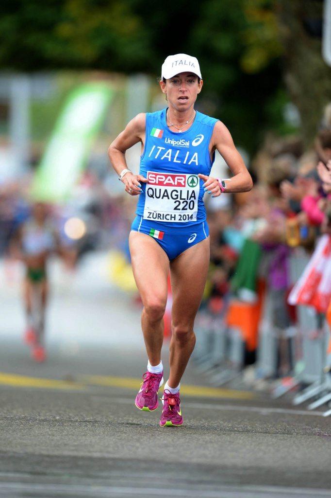 Emma Quaglia Domenica in gara a Valencia