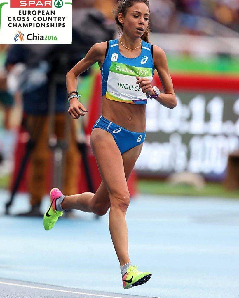 Veronica Inglese e Yemaneberhan Crippa guidano l'Italia nella lotta alle medaglie a Chia