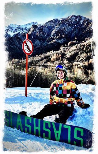 Martina Caironi e la nuova passione per lo snowboard