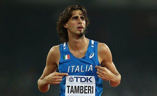 """Gianmarco Tamberi insignito del prestigioso premio """"Collare d'oro"""" del Coni"""