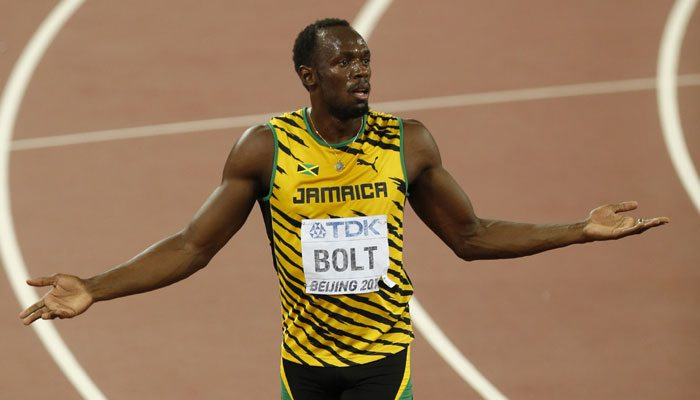 Usain Bolt eletto miglior sportivo mondiale 2016, votato da 110 paesi