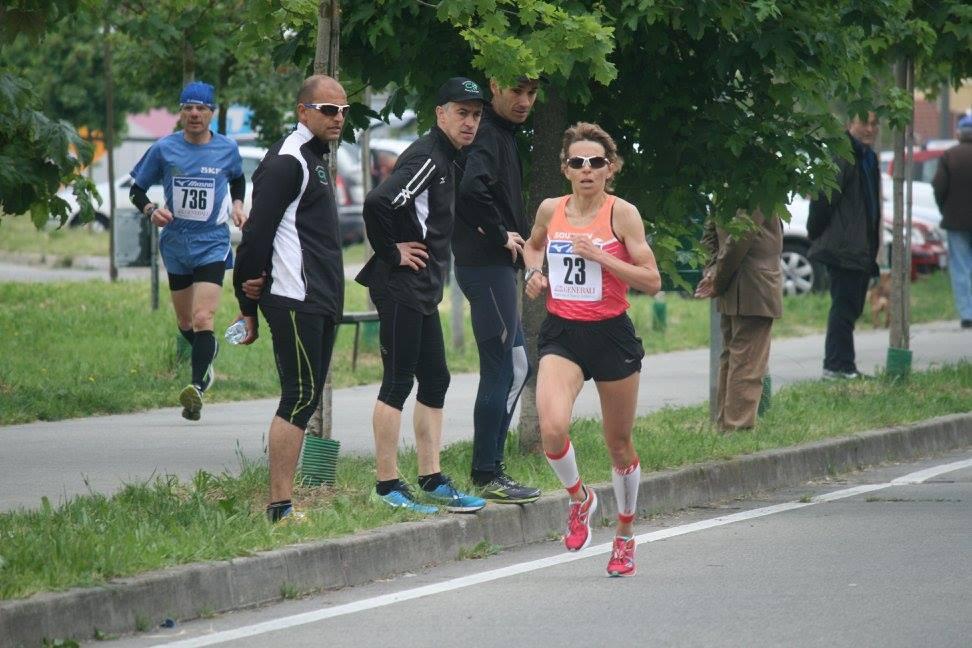 Catherine Bertone attesa domani alla 21ª Maratona Internazionale di Reggio Emilia