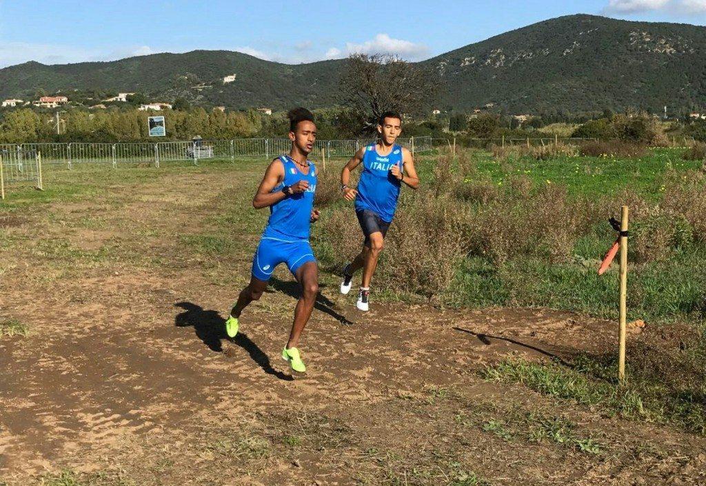 Europei  corsa campestre Chia 2016: Fantastico Oro per l'Italia Under 23 con il bronzo di Yemaneberhan Crippa- IL VIDEO