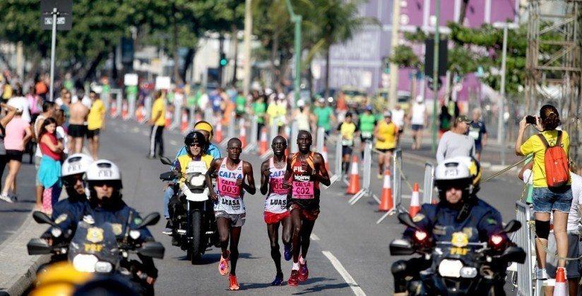 Tanto Kenya anche nella corsa internazionale di San Silvestre in Colombia.