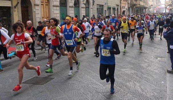 Il 2017 si apre con la corsa di San Giovanni Valdarno