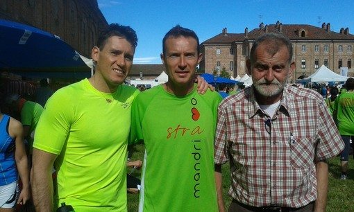 Igor Cassina dalla Ginastica passa alla maratona, lo allena il torinese Roberto Cignarale