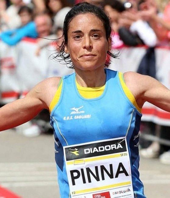 Claudia Pinna domani attesa  nella CRAI CagliariRespira, mezza maratona internazionale