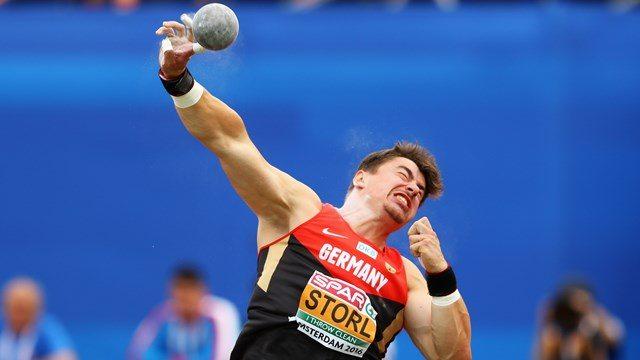 David Storl nel getto del peso esordisce con m.20,66