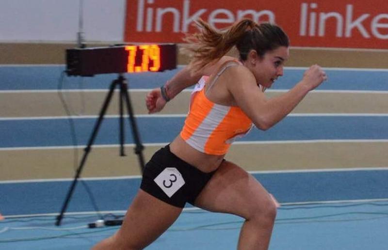 Risultati indoor Ancona: Brilla la sambenedettese Martina Aliventi nei 60 metri