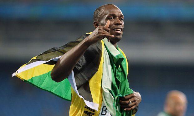 Usain Bolt sorprende l'Inghilterra, telefonata in diretta alla tv sportiva del Manchester United