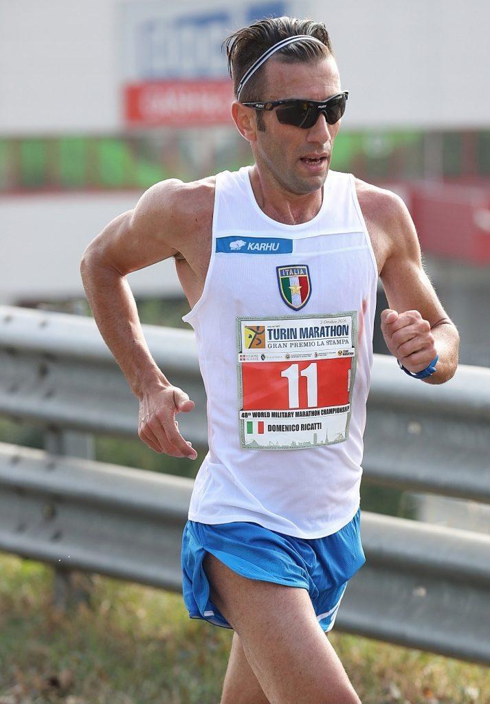 Mimmo Ricatti, atletica: ho avuto la fortuna di fare del mio sport un lavoro- di Matteo SIMONE