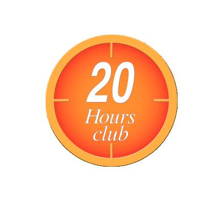 20 Hours Club - Prosegue il programma di fitness, divertimento e cinema d'azione per tutti