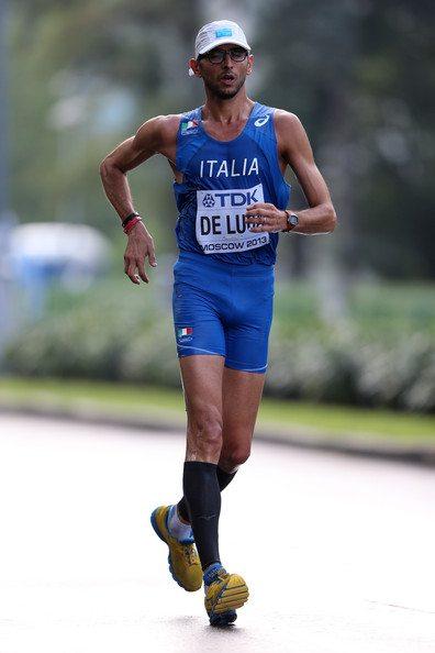 Marcia: Marco De Luca vince a Grosseto la 1^ prova del campionato italiano di società