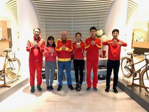 Marcia: Sbarca in Liguria la nazionale cinese guidata da Sandro Damilano
