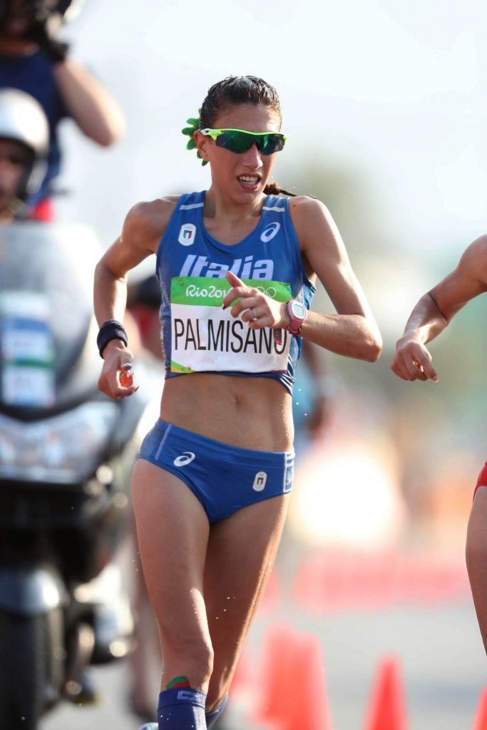Antonella Palmisano è la miglior atleta italiana nel Ranking mondiale 2016