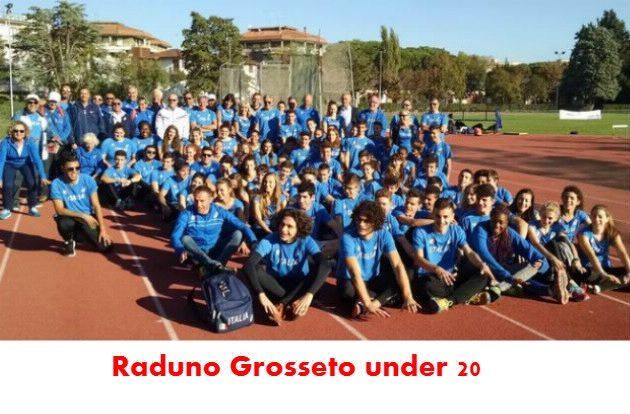 Raduni Grosseto Under 20: Inizia oggi la sei giorni per lanciatori, marciatori e mezzofondisti