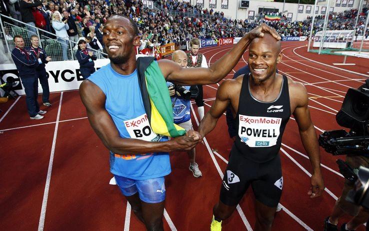 Bolt come spettatore, Powell, Gatlin e Collins confermano la presenza a Granada