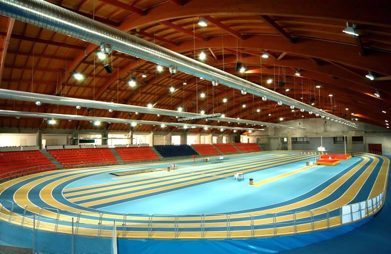 Il calendario Regionale completo Indoor 2017 di Gennaio
