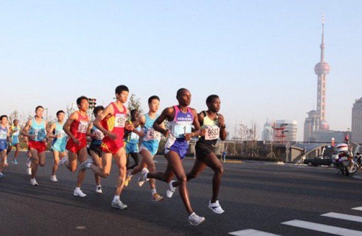 Runner non hanno pagato le tasse! Organizzatori  Maratona di Shanghai rivogliono 1400 $