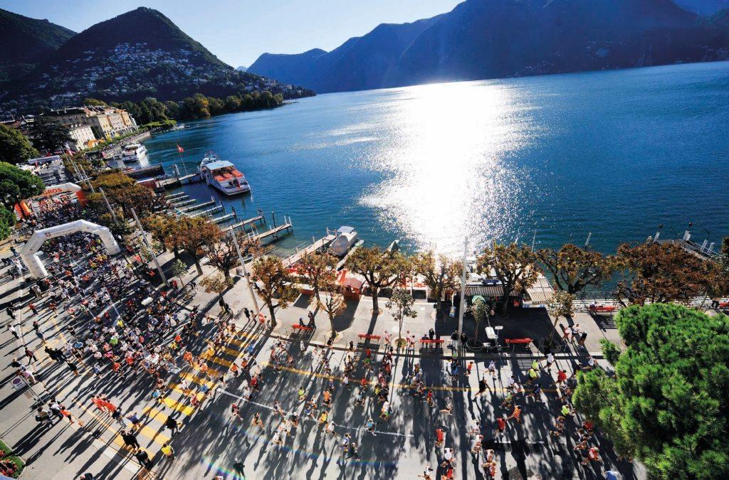Una mezza maratona in riva al lago. StraLugano strizza un occhio ai runner italiani